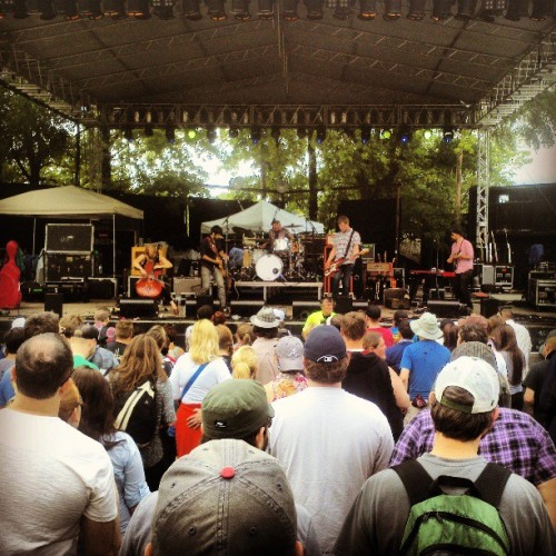 Murder by Death. #shakyknees  (at The Masquerade)