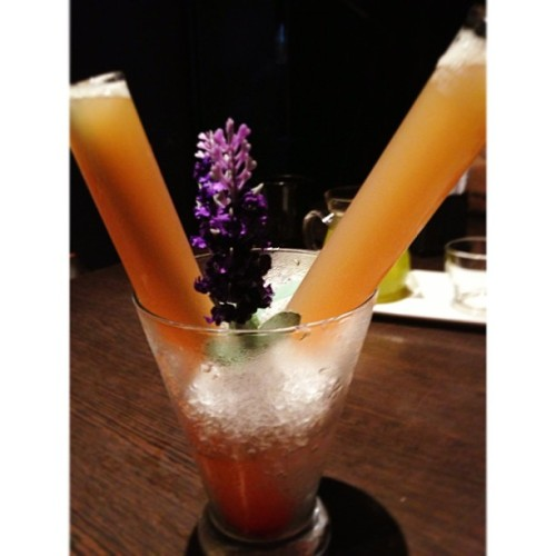 Mocktail! #whitagram #drinks #sunday #lunch #family #dozorestaurant #valleypoint  (at Dozo Restaurant)