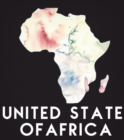 nevermindreal:  United State of Africa
