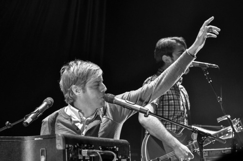 Andrew McMahon on Flickr. Via Flickr: Andrew McMahon January 28, 2013 The Fillmore Detroit, Mi  Dying to shoot some shows ASAP. Get me back in that pit.