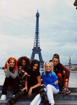 Spice girls #ThrowBack