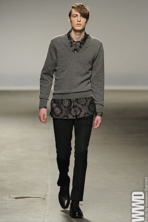 E. Tautz Men's RTW Fall 2013