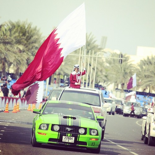 #18dec #national_day #qatar #doha #dubai #flag