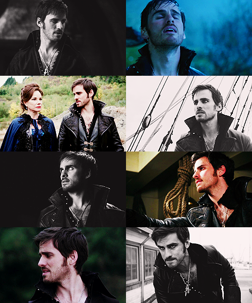 wibbilywobbilytimeywimey:  Killian Jones/Captain Hook + neck porn