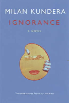 fuckyeahreading:  theotherkirsty:  Currently reading: 'Ignorance' by Milan Kundera  from fuckyeahreading admin liy: read my favourite quote here