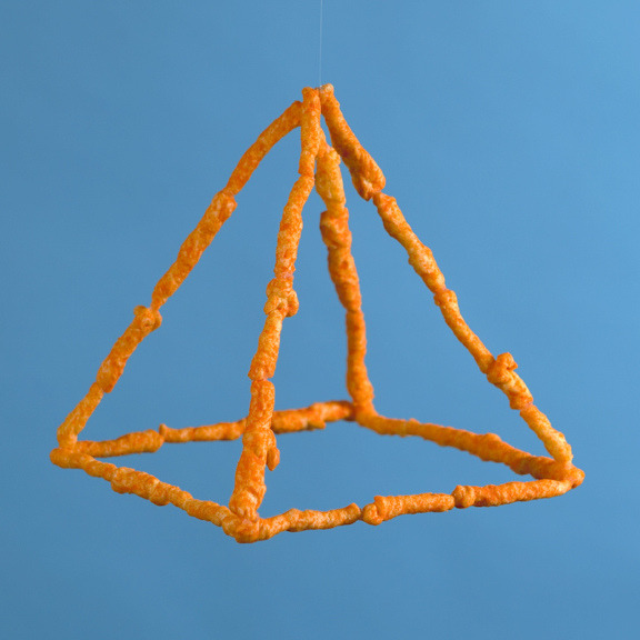 Cheeto Pyramid on Flickr.Cheeto Pyramid