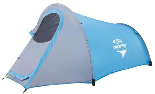 Festival season is fast approaching, and if you need a tent that's easy to carry, easy to set up, and at a price you can afford, the Gelert Quickpitch Elite is a two-person festival tent that we're currently selling for only £19.95.