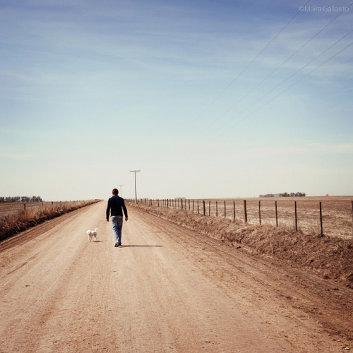 abelmatic:  Rural road. by maira.gall on Flickr.
