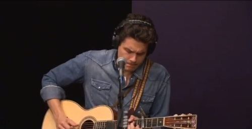 Our John Mayer Google+ Hangout is now live and John is performing! Tune in HERE for a tour announcement, Q&A with fans and more.