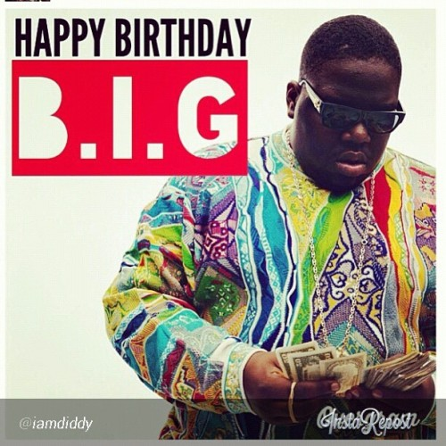 #HappyBirthday #BIG