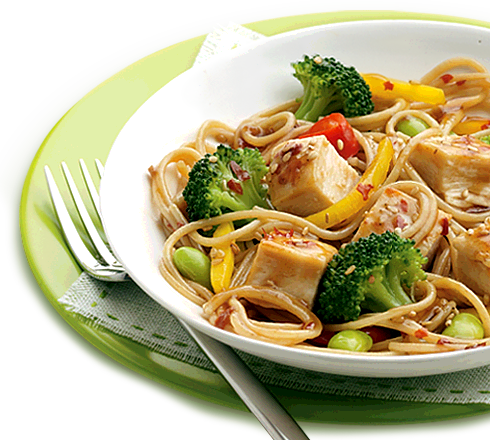 Lean Cuisine - sesame stir fry with chicken