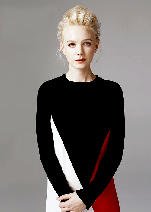 suicideblonde:  Carey Mulligan photographed by Kurt Iswarienko.