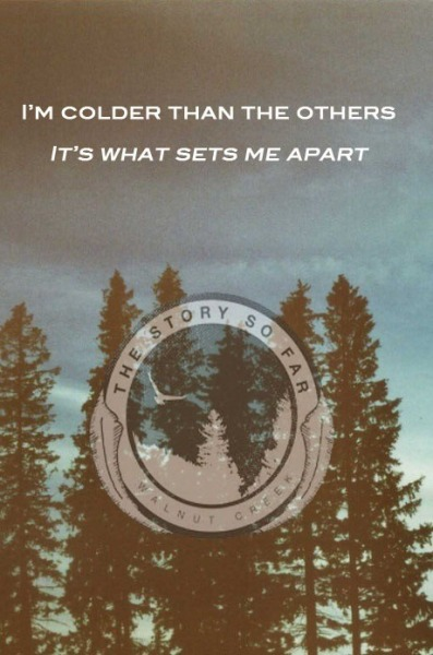 0ne-hundred-sleepless-nightss:  High Regard | The Story So Far