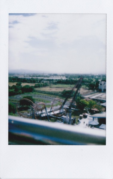 polaroids-by-jocel:  Space Shuttle by jocelrizal on Flickr