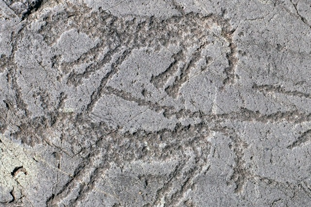 The first GIFs? Prehistoric rock carvings become 'animated' under sunlight By Carl Franzen, theverge.com Pre­his­toric human art­work is sim­ple but breath­tak­ing, as any­one who has seen some up close or in movies such as Wern­er Her­zog's 2011 doc­u­men­tary Cave of For­got­ten Dreams can attest. But now archae­ol­o­gists say that there is…
