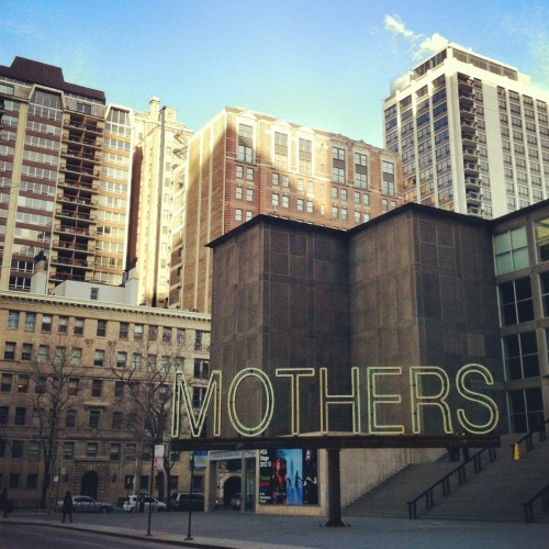 """MOTHERS"" kinetic sculpture by Martin Creed at the MCA Chicago. Read about the project here."