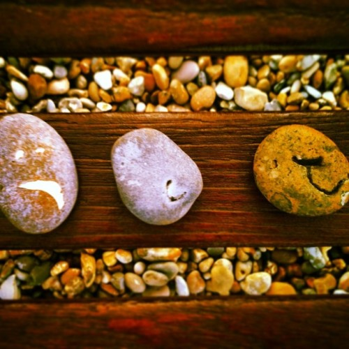 #pebblefaces #stonyface