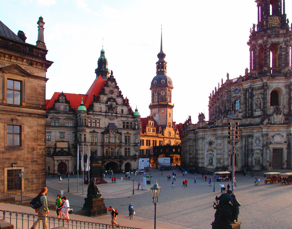 Dresden, Germany  | by © holandia | via allthingseurope