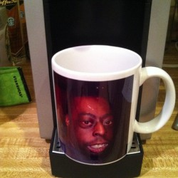 Who wants coffee? #beetlejuice #coffee #starbucks #verismo #badascan