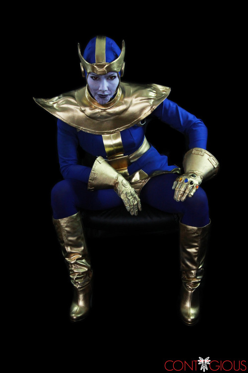 comicbookcosplay:  Character: ThanosCosplayer: Contagious Costuming Photographer: Contagious Media Submitted by contagiousmediaprod