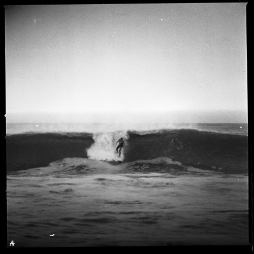 #5 Surfer Unknown. Saint Augustine, Florida. Winter 2012.