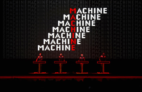 sasapong:  'Kraftwerk - The Catalogue 1 2 3 4 5 6 7 8' at Tate Modern, London | Lifestyle | Wallpaper* Magazine: design, interiors, architecture, fashion, art