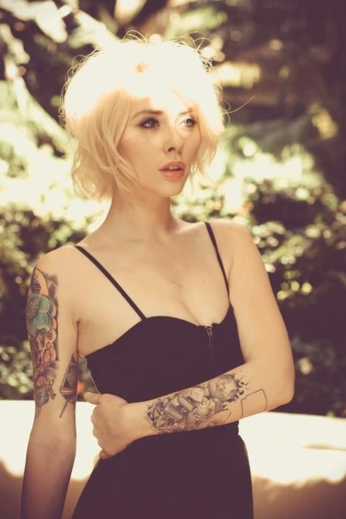 tattooedmafia:  Alysha Nett