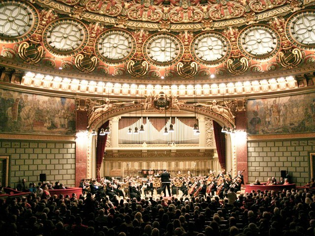 "Thank you George Enescu Philharmonic for registering a profile on our website.""George Enescu"" Philharmonic is the most famous musical institution in Romania and is, by tradition, the first to play at the George Enescu Festival, one of the biggest classical music festivals in Eastern Europe. http://cmuse.org/artist_profiles/137/george_enescu_philharmonic_foundation"