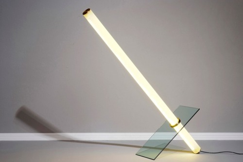 room135:  naama hofman: 005 tube lighting collection.