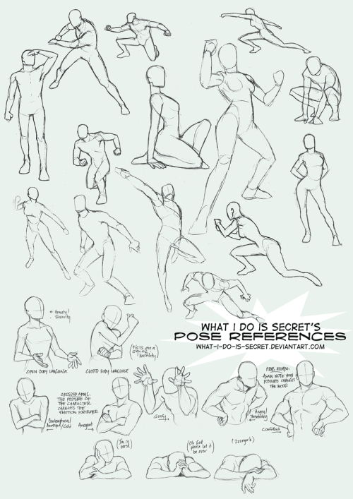 helpyoudraw:  50 male poses by MoonlitTiger Poses….. by moni158 Poses by moni158 .Female Gesture Pose References. by sakimichan Couples - poses chart by Aomori Pose Collection 002by what-i-do-is-secret Hard perspective anatomy references for males by ElephantWendigo Another Pose Practice by MadameNyx Anatomy Practice by tin-plated-dictator Anatomy Practice 2 by tin-plated-dictator