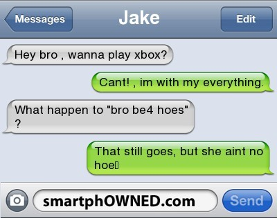 smartphowned:  bro http://bit.ly/14eu4sx  HAHA! That's a good guy right there. :)