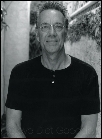 stevedietgoedde:  Ray Manzarek, Los Angeles 1998 - Sorry to hear of the passing of Ray Manzarek. I had the pleasure of taking his portrait back in 1998. He was a very cool, pleasant man to hang with. After the Doors, he further cemented his coolness when he teamed up with X for their first two albums. Thanks, Ray.