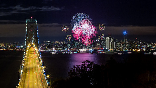 New Years San Francisco 2013 on Flickr.Via Flickr: I know you have probably seen plenty of these, but here is my favorite from last night. Enjoy your 2013, I know I will!  More and Prints on my SmugMug as always :) smu.gs/12WHBpe