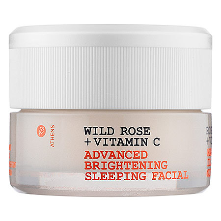 #MansomeMonday: Korres Wild Rose + Vitamin C Advanced Brightening Sleeping Facial An overnight facial will drastic effects, Korres' Sleeping Facial is a perfect combination of natural wild rose and Vitamin C to help brighten your face and make it one tone. This product is also helpful for hyper pigmentation, more commonly called acne scars (discoloration).  A sweet meets you every time you open the jar and a small amount will go a long way. I find this product very strong and due to my sensitive skin I only use it once per week, but when I wake in the morning I see results. This product is also great for long distance flights, especially overseas. Make sure to put it on and then sleep. When you arrive to where you are going you will look awake and ready for the day. Whose says you can't get a facial on a flight? $48, Seporah and Seproah.com.
