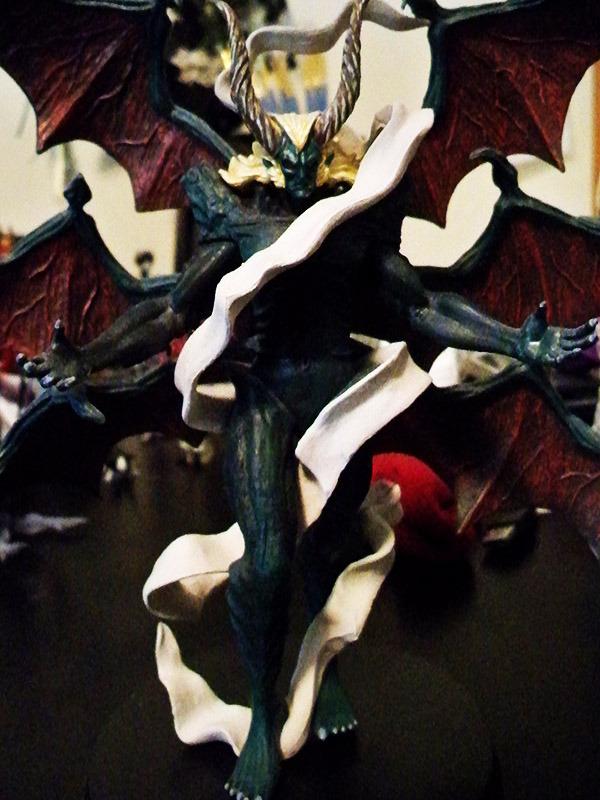 candy-overlord:  ragnarokhardabs:  and of course Lucifer  Your collection ain't nothing unless you have PVC Lucifer:>