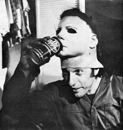 hellyeahhorrormovies:  Nick Castle as Michael Myers