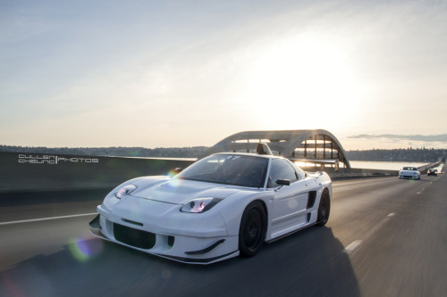 automotivated:  NSX (by CullenCheung)