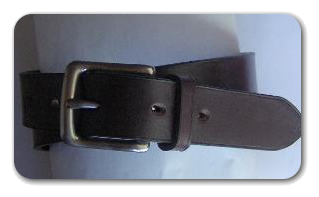 West End Leather Belt http://www.oaksidebelts.co.uk/west-end.php