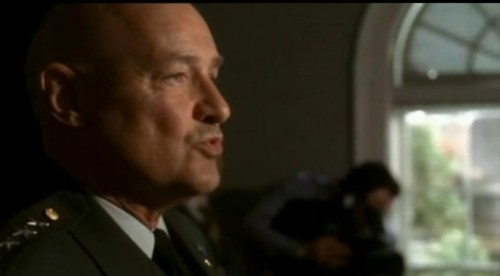 "Lost & Found. Terry O'Quinn on season 5 of ""The West Wing."""