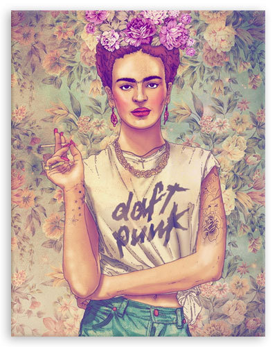 Frida del rey Gauntlet Gallery