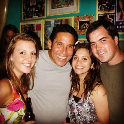 #TBT to when Oscar was at Lucy's in 2009. So sad that #theoffice is ending tonight.