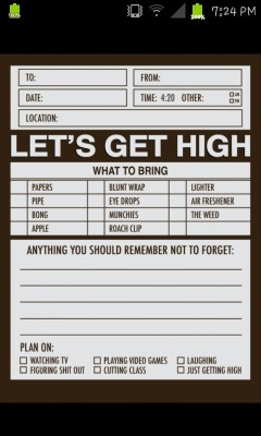 gettinlifted420:  marijuana resume (;