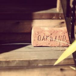 Oakland, brick by brick #oakland #temescal #piedmontave #brick by oaktowneva