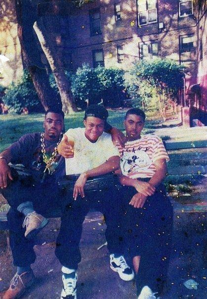 Nas, Ill Will, and jungle!