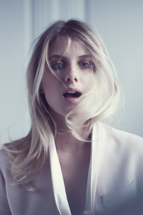 Melanie Laurent - InStyle US - June 2013.