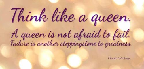 #queenmindset