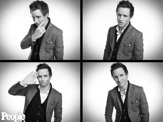 nutmegandjinger:  Eddie Redmayne People's Choice Awards Photo Booth Fun Source people.com