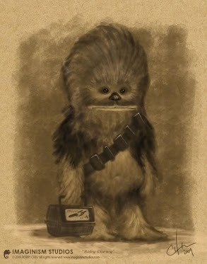 """Chewie to the School"""
