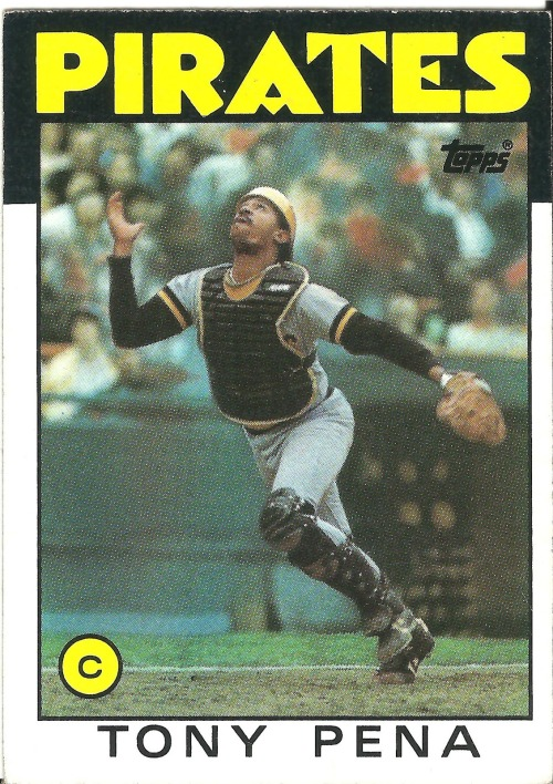 It's Opening Day… It's April Fool's Day… It's the day Tony Pena cried when he found out he was being traded to St. Louis. Play Ball!