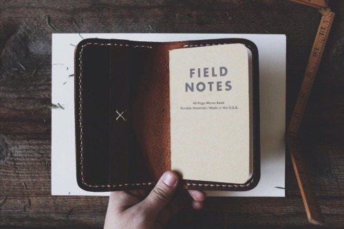 lylaandblu:  No. 11 Notebook x Wallet | Available in the 1924 Collection